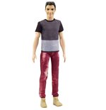 Mattel DWK47 - Barbie - Ken - Fashionistas - 6 Color Blocked Cool