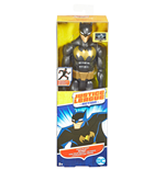 Mattel DWM50 - Justice League Action - Personaggio Base 30 Cm - Stealth Shot