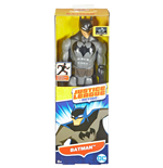 Mattel DWM49 - Justice League Action - Personaggio Base 30 Cm - Batman