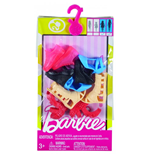 Mattel FCR91 - Barbie - Scarpe Fashion (Assortimento)