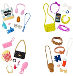 Mattel FCP32 - Barbie - Accessori Fashion (Assortimento)