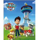 Paw Patrol - Team (Poster Mini 40x50 Cm)