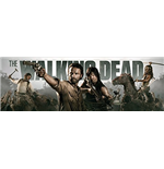 Walking Dead (The) - Banner (Poster Da Porta 53x158 Cm)