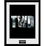 Walking Dead (The) - Season 6 (Stampa In Cornice 30x40cm)