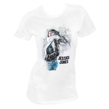 T-shirt Jessica Jones da donna
