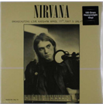 Vinile Nirvana - Broadcasting Live Kaos-Fm April 17Th 1987 & Snl-Tv 1992