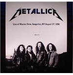 Vinile Metallica - Live At Winston Farm Saugerties Ny August 13 1994 (2 Lp)