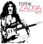 Vinile Frank Zappa - Live At The Palladium New York Halloween 1977