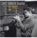 Vinile Chet Baker - In Paris