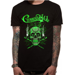 Cypress Hill - Skull N Pipes (T-SHIRT Unisex )