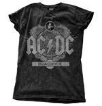 AC/DC - Black Ice (T-SHIRT Donna )