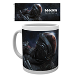 Mass Effect Andromeda - Key Art (Tazza)