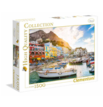Puzzle 1500 Pz - High Quality Collection - Capri