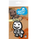 Little Big Planet - Sack Boy (Portachiavi Gomma)