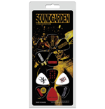 Soundgarden - 12 Pack (Set 12 Plettri)