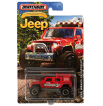 Matchbox - Jeep - Blister 1 Pz (Assortimento)