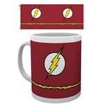 Dc Comics - The Flash Costume (Tazza)