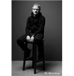 Ed Sheeran - Black And White (Poster Maxi 61x91,5cm)