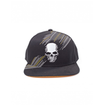 Ghost Recon Wildlands - Snapback With Skull Grey (Cappellino)