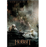 Hobbit (The) - Battle Of Five Armies After (Poster Maxi 61x91,5 Cm)