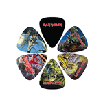 Iron Maiden - Killers 6 Pack (Set 6 Plettri)