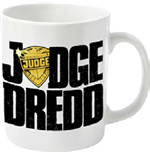Judge Dredd - Dredd Name Badge (Tazza)