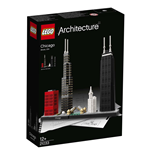 Lego 21033 - Architecture - Chicago