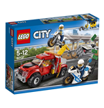 Lego 60137 - City - Polizia - Autogru' In Panne