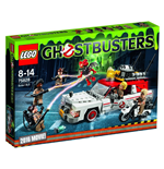 Lego 75828 - Ghostbusters - Ecto-1 & 2