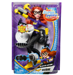 Mattel DWH91 - Dc Super Hero Girls - Batgirl In Azione 30 Cm
