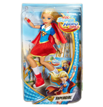 Mattel DLT63 - Dc Super Hero Girls - Action Doll 30 Cm Supergirl