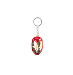 Marvel - Iron Man Mask 3D Metal Keychain Gold (Portachiavi)