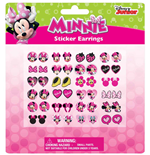 Minnie - Orecchini Sticker 24 Paia