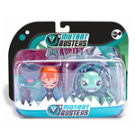 Mutant Busters - Acqua - Action Pack - Sheriff E Cracon