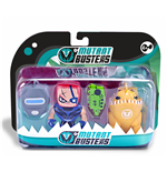 Mutant Busters - Acqua - Action Pack - Brutux E Tragator