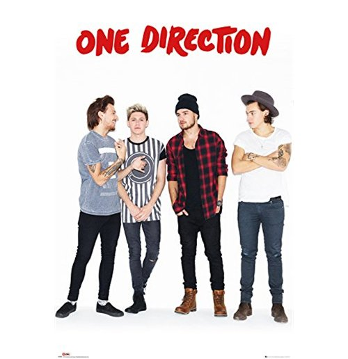 One Direction - New Group (Poster Maxi 61x91,5 Cm)
