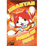 Yokai Watch - Paws Of Fury (Poster Maxi 61x91,5 Cm)
