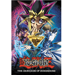 Yu-Gi-Oh! - Dark Side Of Dimension Key Art (Poster Maxi 61x91,5cm)