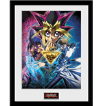 Yu-Gi-Oh! - Dark Side Of Dimension Key Art (Stampa In Cornice 30x40cm)