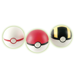 Pokemon - Throw 'N' Catch Poke Balls 3 pack