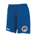 Pantaloncini Short Tibet calcio 2011-2012 Away
