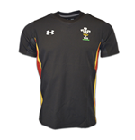 Maglia Galles rugby 2015-2016 (Nero)