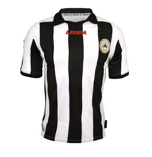 Maglia Udinese 2012-2013 Home