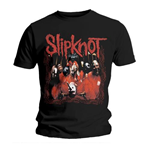 T-shirt Slipknot Band Frame