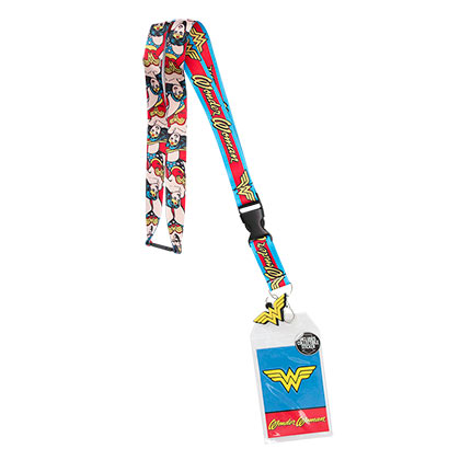 Laccio Porta Pass Wonder Woman