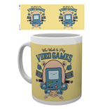 Adventure Time - Video Games (Tazza)