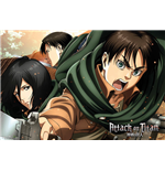 Attack On Titan Season 2 - Scouts (Poster Maxi 61x91,5cm)