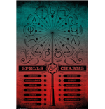 Harry Potter - Spells And Charms (Poster Maxi 61x91,5cm)
