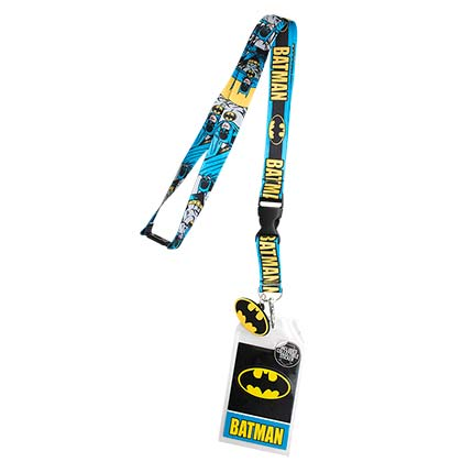 Laccio Porta Pass Batman Comic