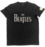 T-shirt The Beatles da uomo - Design: Drop T Logo